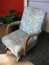reclaimed vintage mod retro1940s designer upholstered childs