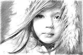 photo sketch sketch gallery make sketches from photos in akvis sketch