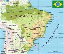 Guyana Map Master Semester In Brazil U2013 Report From Map Student Maximilian Göltz U203a