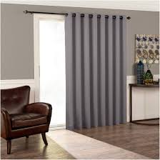 Patio Door Thermal Blackout Curtain Panel Eclipse Thermal Blackout Tricia Patio Door Window Curtain Panel