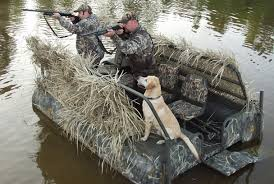 How To Make A Duck Blind Any Pics On Pontoon Duck Boats Georgia Outdoor News Forum