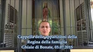 apparizione madonna delle ghiaie a ghiaie di bonate con don alessandro m minutella
