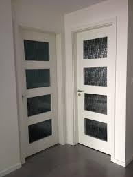 Interior Doors With Glass Panel White Rock Interior Door Projects A Closer Look At Interior