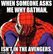 Spiderman Meme Creator - sad spiderman meme imgflip