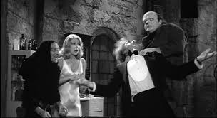 Young Frankenstein Blind Man Death By Laughter Five Great American Made Horror Comedies U2013 The