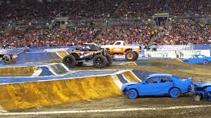 1979 bigfoot monster truck mini monster truck hammerhead vs no sweat jan 2016 youtube