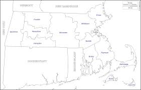 Blank Maps Of Usa by Usa States Series Connecticut Political Map With Counties Filemap