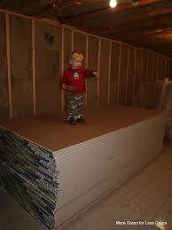Basement Ceiling Insulation Sound by Basement Insulation Options Rockwool Rocks