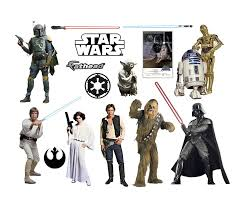 fathead star wars original trilogy characters peel and stick wall star wars original trilogy characters peel and stick wall decal