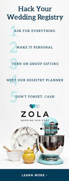 wedding registry all in one 12 best zola wedding registry 02 23 2017 5 images on