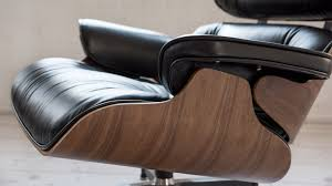 eames lounge chair stool