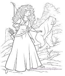 unique brave coloring pages 26 gallery coloring ideas