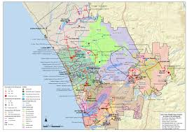 San Diego City Council District Map by Nsdcwrc Home