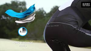 gore mens cycling jackets oxygen windstopper soft shell bibtights by gore bike wear youtube
