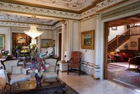 Interior Design Of Parlour Award Winning Inns From Winner Hospitality Buhl Mansion And Tara