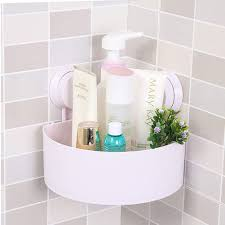 Corner Bathroom Storage by Shower Caddy Corner Bath Storage Bathroom Accessory Rack Holder
