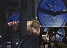 Posterior Shoulder Pain Bench Press No Pain More Gain Shoulder Superset Muscle U0026 Strength