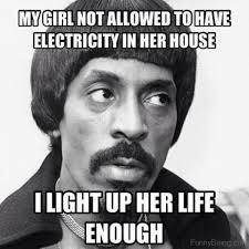 Electricity Meme - 50 brilliant black memes