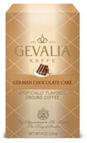 gevalia coffee sale german chocolate cake coffee for 3