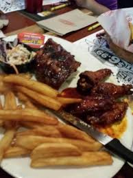 ribs and wings combo picture of st louis bar grill ottawa