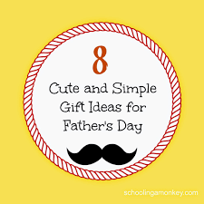 8 cute and simple gift ideas for father u0027s day