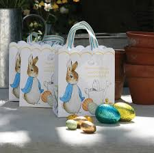 rabbit party supplies rabbit party bag set of eight rabbit party
