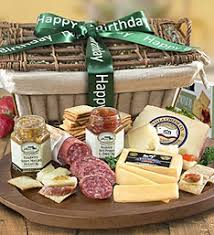 birthday baskets for him birthday gifts for him