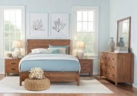 palm grove brown 5 pc queen panel bedroom queen bedroom sets