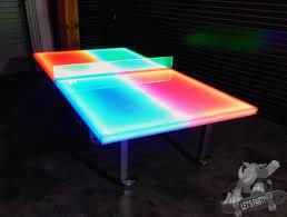 ping pong table rental near me glow ping pong table rental 4 foot x 8 foot we rent ping pong