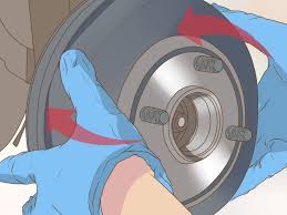 how to change rear brake shoes with pictures wikihow