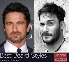 men hairstyles for pear face shape beard styles for round face 28 best beard looks for round faces