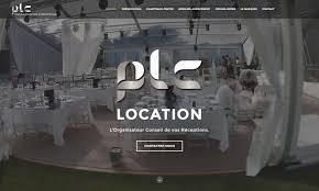 location matã riel mariage location materiel mariage 06 paca location de chapiteaux 3