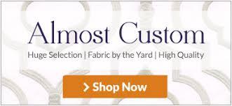 almost custom curtains valances u0026 drapes thecurtainshop com