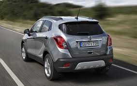 opel mokka 2014 opel mokka 1 6 cdti unveiled ahead of paris debut image 274447