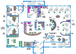 Terminal 5 Floor Plan by Neorama Floor Plan Office Smart Lima E Silva Small