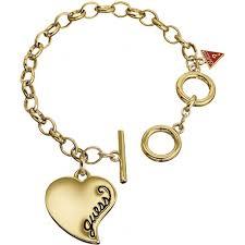 gold guess bracelet images Guess women 39 s bracelet ub306600 jpg