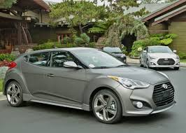 hyundai veloster turbo matte black 2012 new car picks