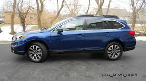 dark blue subaru outback 2015 subaru outback review