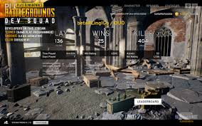 pubg leaderboard pubg developers playing with community members