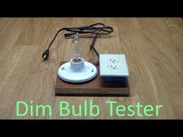ae 21 building and using a dim bulb tester