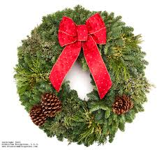 wreaths the ultimate combination of favorite northwest evergreens