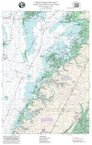 Chesapeake Bay Map Vachart 9 Chesapeake Bay Tangier Sound And Pocomoke Sound Preview