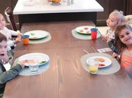 Kids Eating Table Picky Eaters It U0027s A Dinner Table Not A Battleground Babycenter Blog