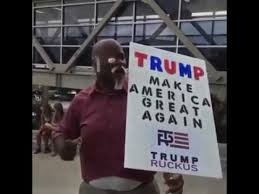 Uncle Ruckus Memes - real life uncle ruckus from the boondocks supporting donald trump