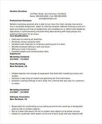 Resume Sample For It Jobs by Digital Marketing Specialist Resume Marketing Resume Samples For