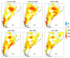 Drought April 2013 State Of The Climate National Centers For Climate Free Full Text Trends And Spatial Patterns Of Drought