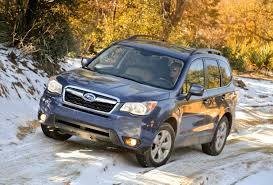 subaru suv 2014 2014 subaru forester new car reviews used car reviews car