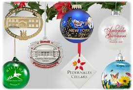 personalized christmas ornaments wedding howe house limited editions custom christmas ornaments