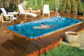 endless lap pool a swimspa makes exercising enjoyable and easy thanks to the