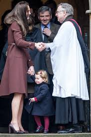 Englefield Berkshire Duchess Kate The Cambridges Enjoy A Bucklebury Christmas